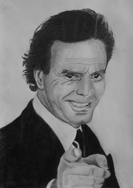 Julio Iglesias - Claudio Tomassini Retratos