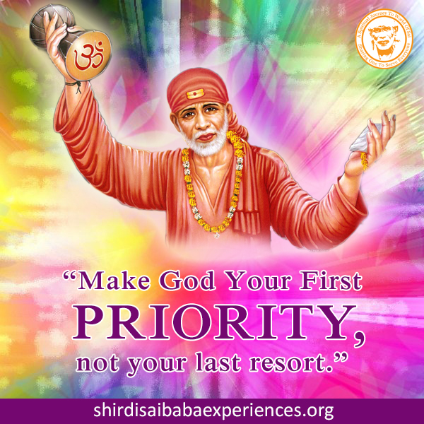 Sai Baba Blessed To Become Mother - Experience of Srilakshmi