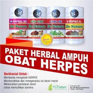 Obat Herpes Kelamin | Simplex | Zoster