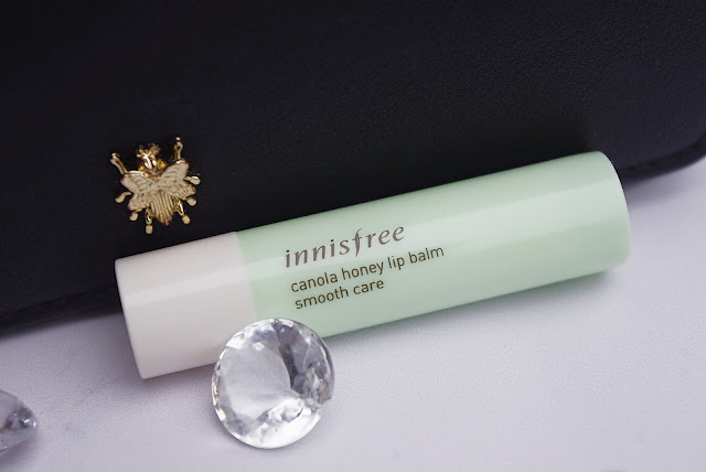 Innisfree Canola Honey Lip Balm Smooth Care
