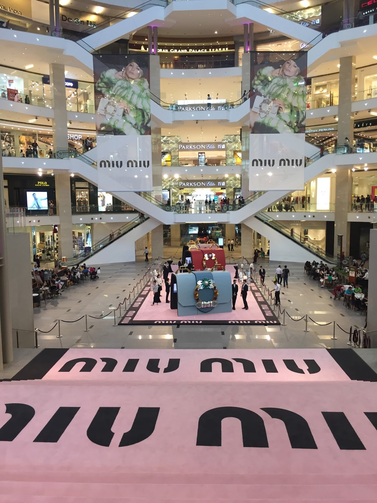 Event Post: Miu Miu's MiuLady Pop-Up Store Private Press Preview