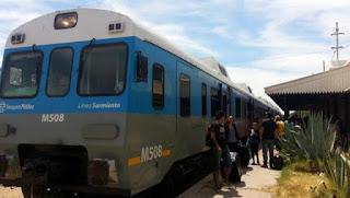 Concejales del Frente Renovador de Pehuajó piden por el tren