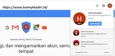 membuat Gmail tanpa verifikasi no HP s