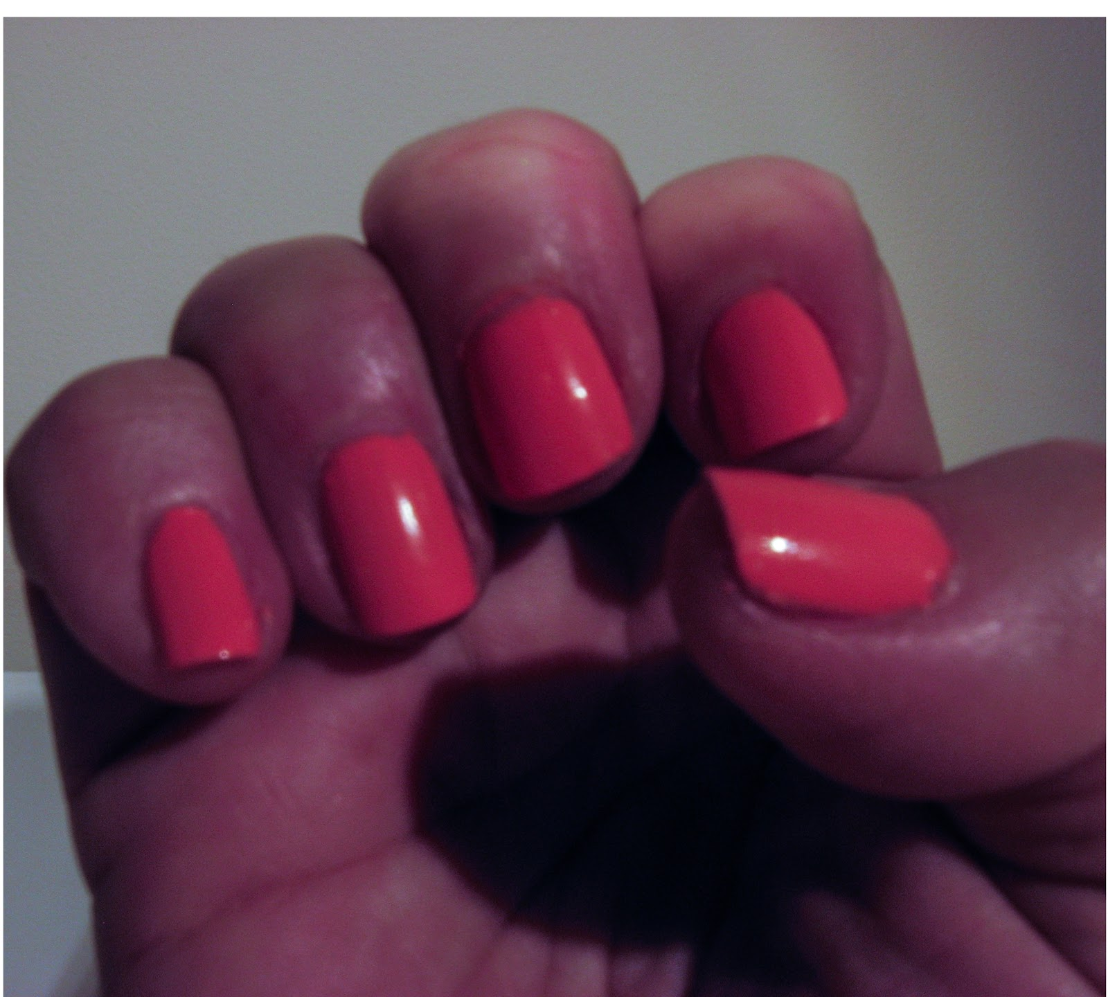 Product Review Covergirl Outlast Stay Brilliant Nail Polish Ages Of Beauty Product Review