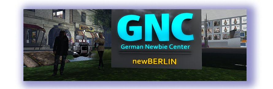 GNC - das German Newbie Center in NewBERLIN, Secondlife