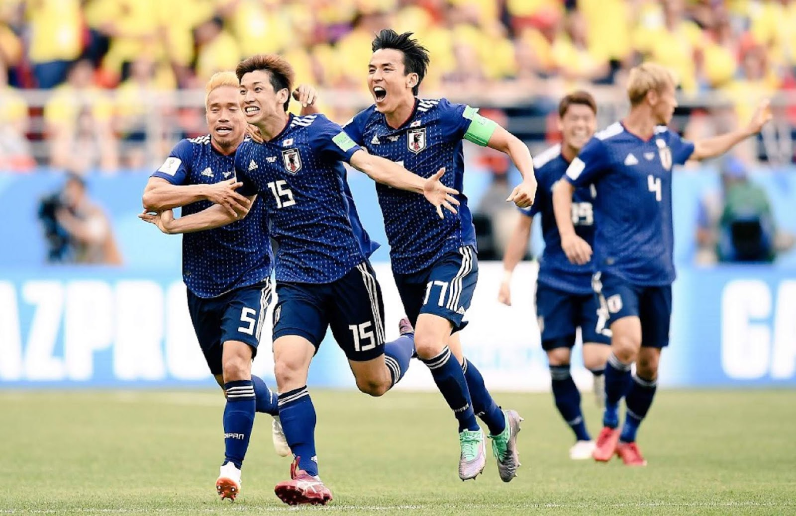 WORLD CUP, JAPAN 2