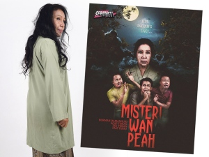 Misteri Wan Peah Menghantui 10 juta Penonton