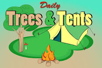 Daily Trees and tents Puzzle games online
