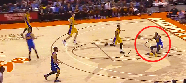 KD, Steph Ignite Back to Back CRAZY Fastbreaks for Warriors (VIDEO)