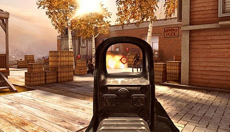 تحميل لعبة modern combat 3 للاندرويد مهكرة ومضغوطة الحجم 700mb