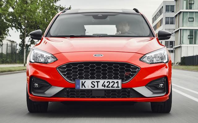Novo Ford Focus Estate ST 2020