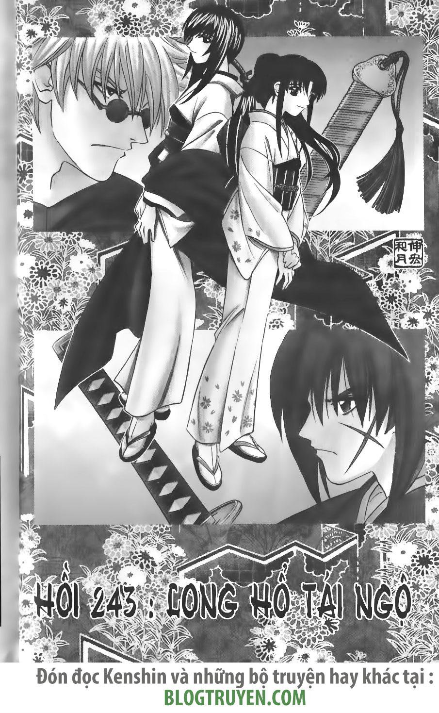 Rurouni Kenshin chap 243 trang 4