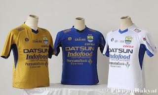 Jersey Persib Bandung 2017