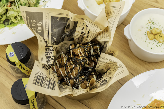 MG 1651 - 大甲囍字號,全台首間宮廟風格的義大利麵餐廳,老闆是媽祖狂熱份子,餐點份量也很大方