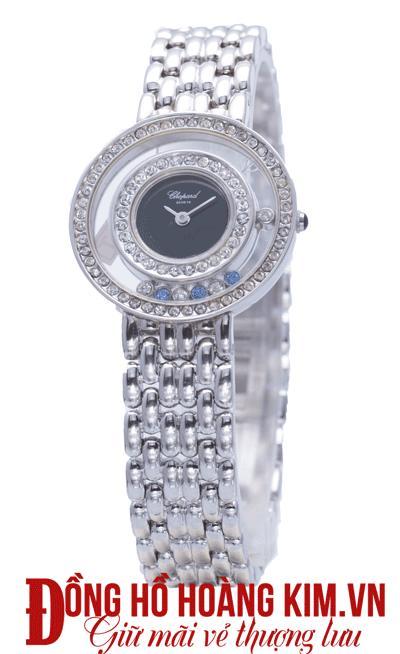 đồng hồ nữ dây sắt sang trọng