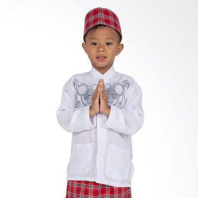 Baju Lebaran Anak Terbaru Lengan Panjang