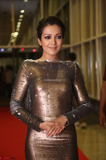 Actress Catherine Tresa in Golden Skin Tight Backless Gown at Gautam Nanda music launchi ~ Exclusive Celebrities Galleries 066.JPG