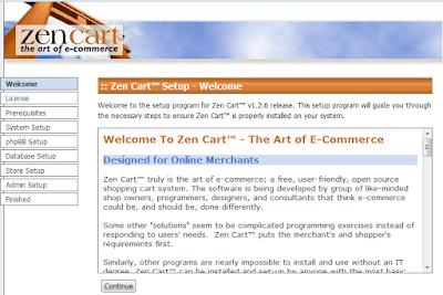 Penjualan online, PHP E-Commerce, Aplikasi E-Commerce