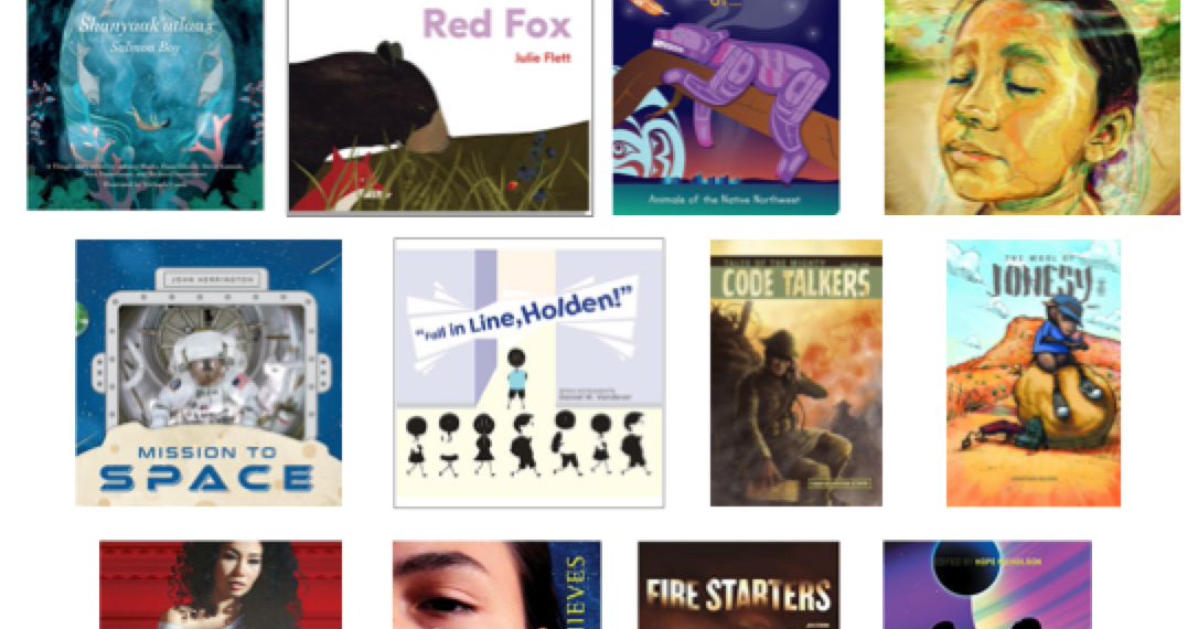American Indians In Childrens Literature Aicl Winners Of 2018
