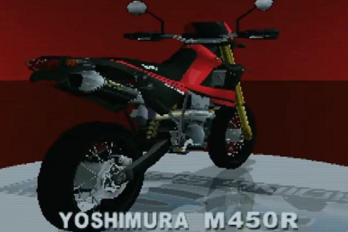 Yoshimura M450R 2003