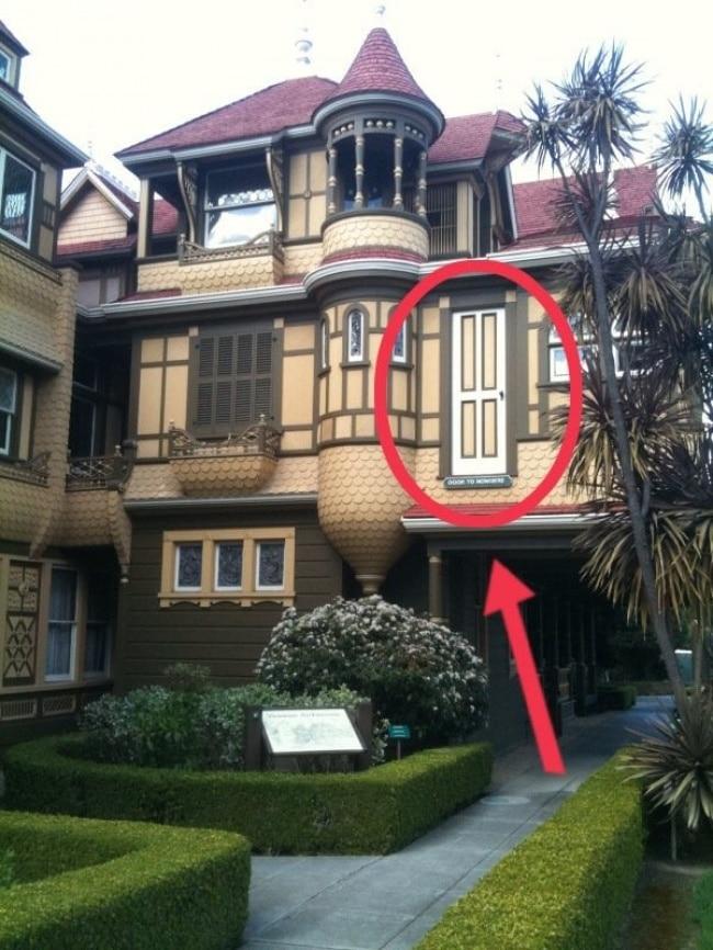 Casa mistério de Winchester