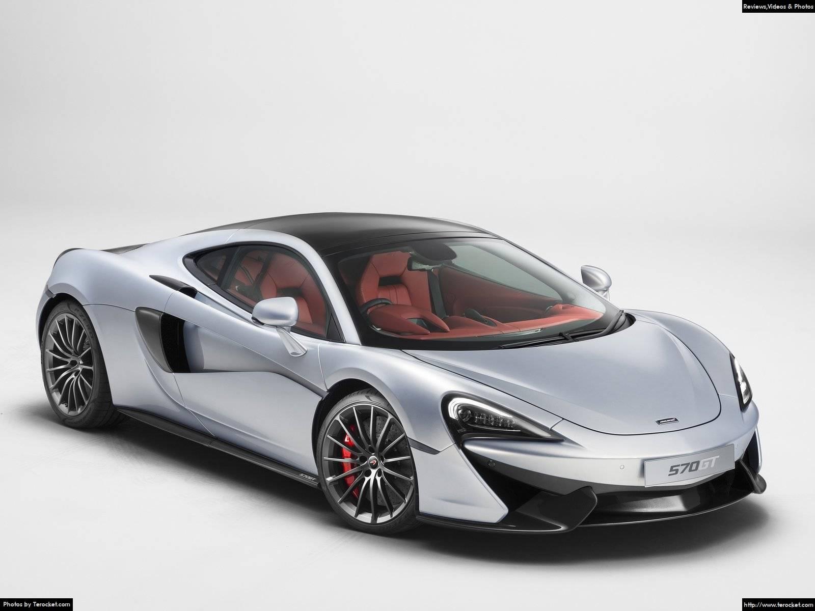 Hình ảnh xe ô tô McLaren 570GT 2017 & nội ngoại thất