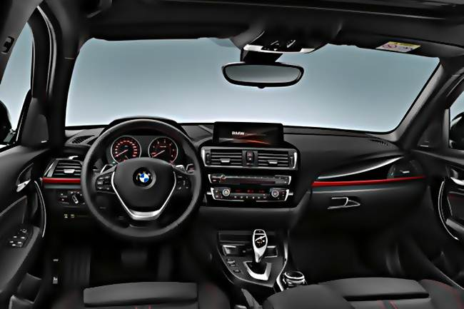 2017 BMW 1 Series Sedan Release Price in Houston