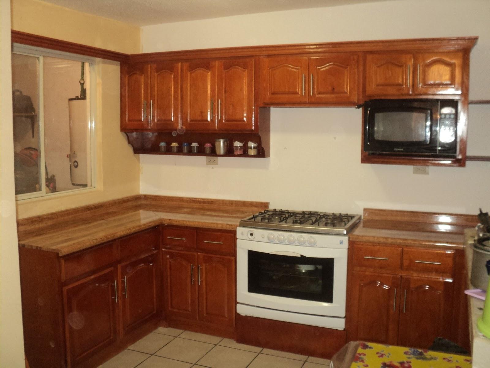 Presupuesto para muebles de cocina for Presupuesto muebles de cocina
