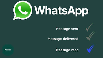 Cara Membuat Chat WhatsApp Hanya Terlihat Centang Satu