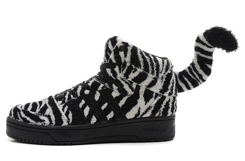 huge discount bf45c 11c11 The win, launched this Adidas JS Zebra Panther to design the most  fashionable elements mixed together, presumably this will be another one of  the shoes ...