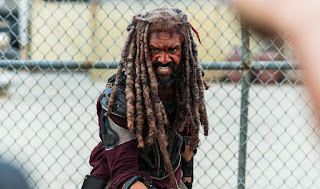 The Walking Dead Ezekiel Payton