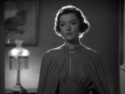 Myrna Loy in Wings in the Dark
