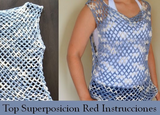 Top Superposicion de Red Instrucciones