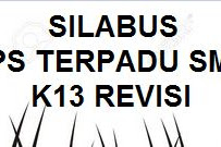 SILABUS IPS TERPADU K13 KELAS 7,8,9 SMP REVISI TERBARU