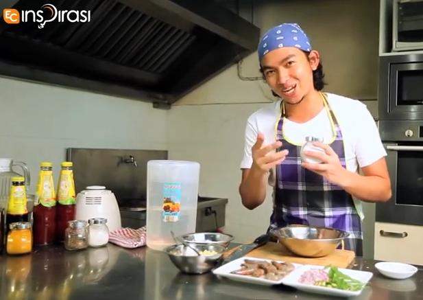 Chef Fendi Dapur Bujang Desainrumahid