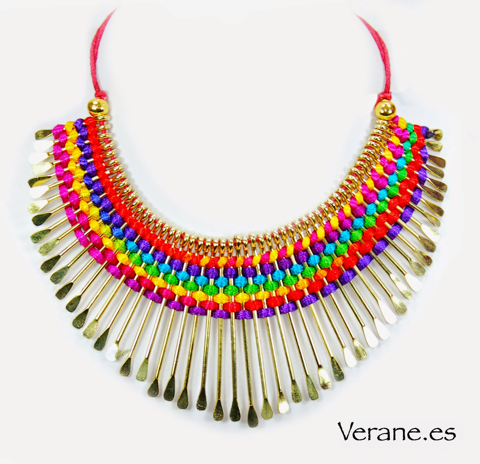 7036ce9c203c Si quieres comprar estos maxi-collares o ver muchos más sólo tienes que  hacer click en el carrito de compra