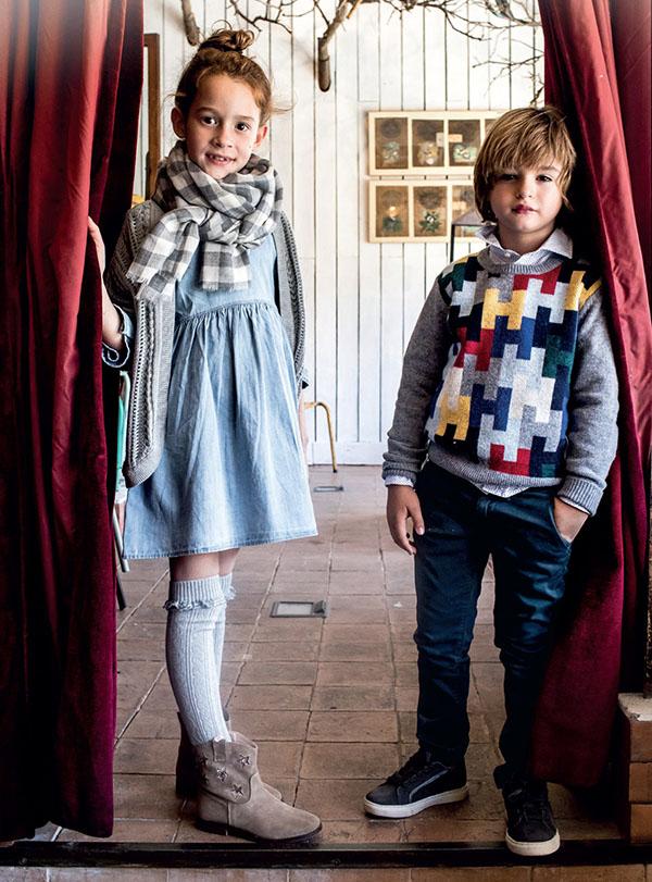 Vestidos, sweaters, pantalones otoño invierno 2018. Moda invierno 2018.