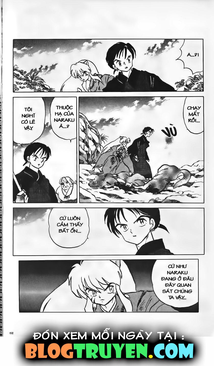 Inuyasha vol 07.8 trang 19