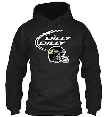 Dilly Dilly Baltimore Ravens T Shirt