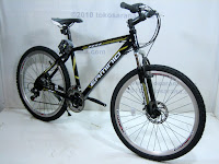 26 Inch Erminio 21 Speed Shimano HardTail Mountain Bike