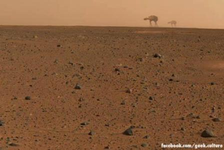 uh mars rover - photo #28