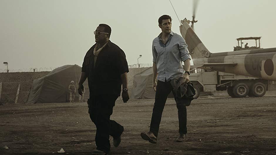 John Krasinski y Wendell Pierce protagonizan 'Jack Ryan'