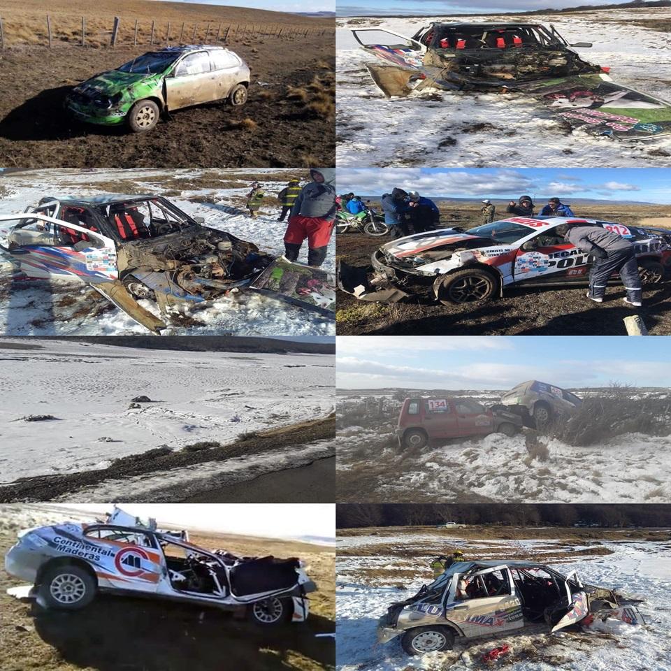 Accidentado Gran Premio de la Hermandad 2018