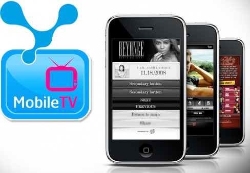 Đăng ký Mobile TV Vinaphone - Xem truyền hình của Vinaphone