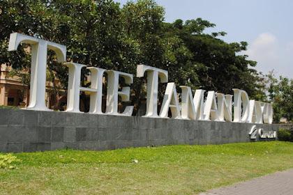 Objek Wisata Taman Dayu Pasuruan, Liburan Seru Di Kolam Renang Ditemani Panorama Alam Yang Eksotis