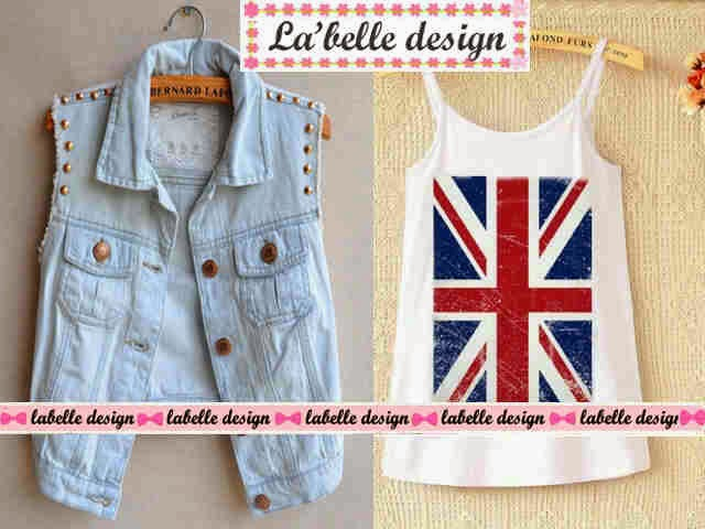 Set denim + inner UK fit to L