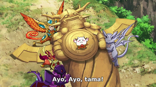 Puzzle & Dragons Cross Episode 42 Subtitle Indonesia