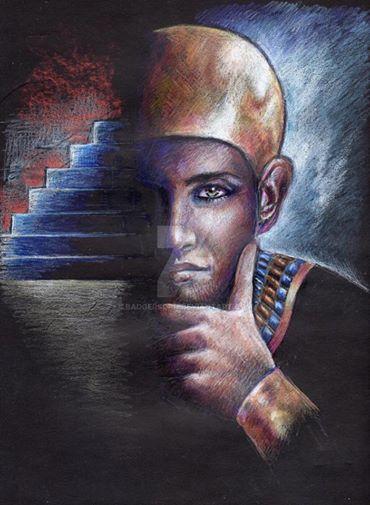 Risultati immagini per imhotep
