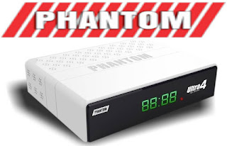 Phantom Ultra 4 Tutorial Arquivo e Recovery RS232 - 27/11/2017