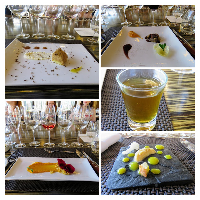 4-days in Mendoza Argentina: Lunch at Casarena